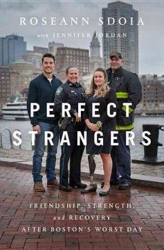 A survivor of the Boston Marathon bombing describes how the explosion that amputated her foot and took the lives of those near her actually lead to unexpectedly beautiful moments in her life as she maintained friendships with those who came to her aid.