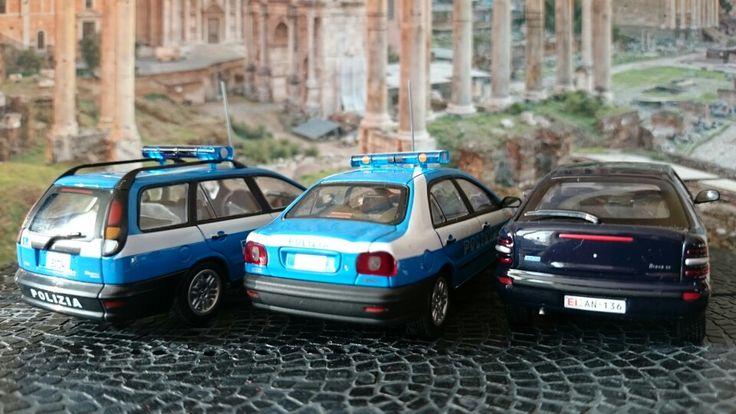Fiat Brava & Fiat Marea & Fiat Marea Weekend