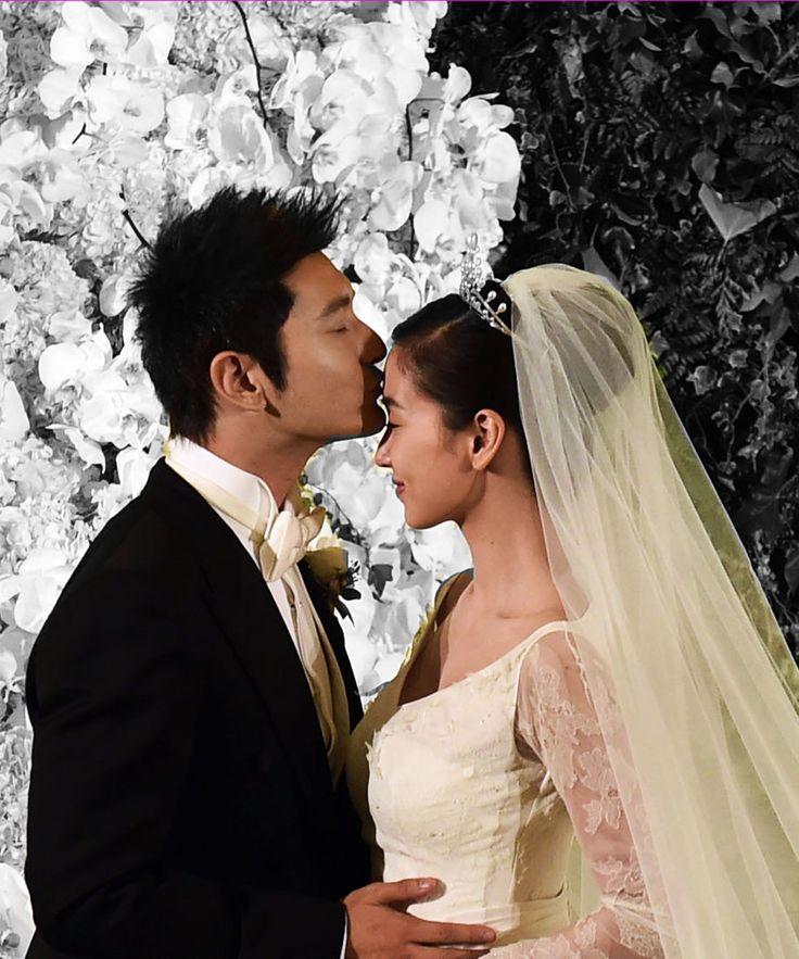 Angela Yeung Wedding Gift Bags : Angelababy Angela Yeung 31 Million Dollar China Wedding Chinas ...