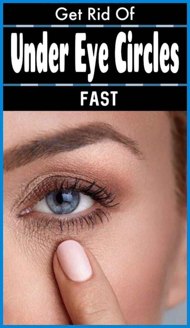 5 Minutes treatment to get rid of under eye dark circles ...