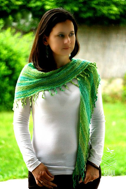 Ravelry: Greenie pattern by Szilvia Linczmaier