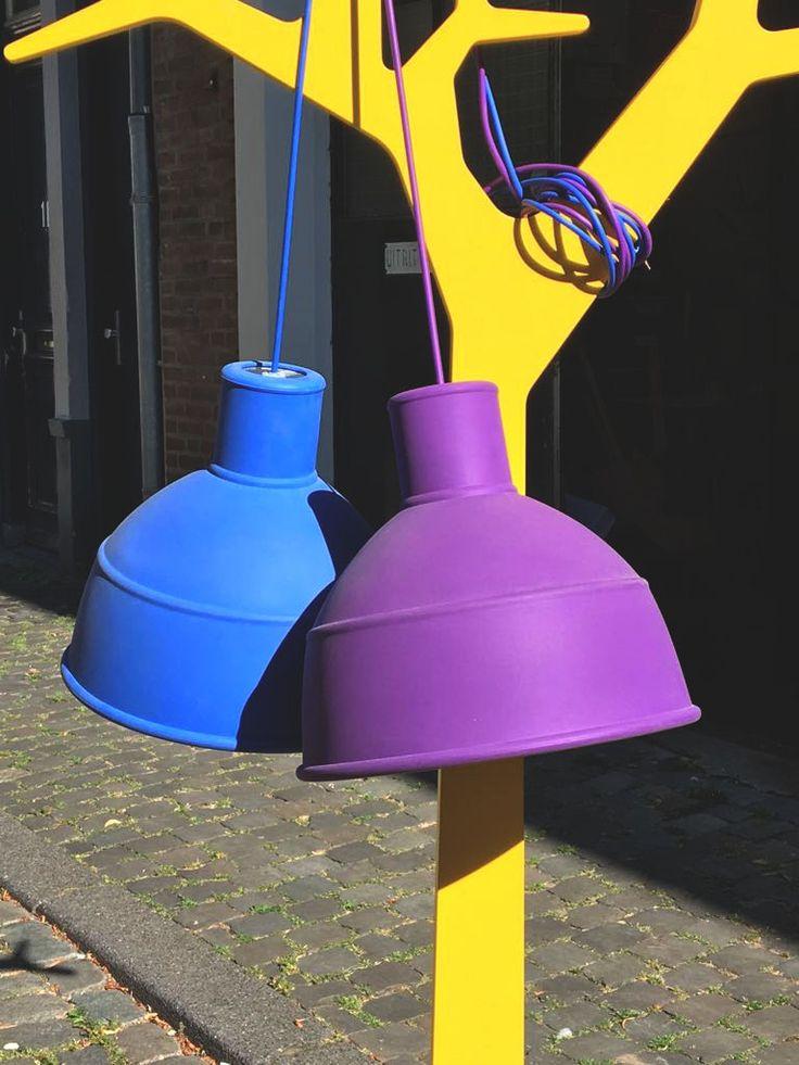 Unfold Lampen van Muuto *** VAN € 169 VOOR € 55 per stuk *** Bel of kom langs in een van onze winkels te Den Bosch