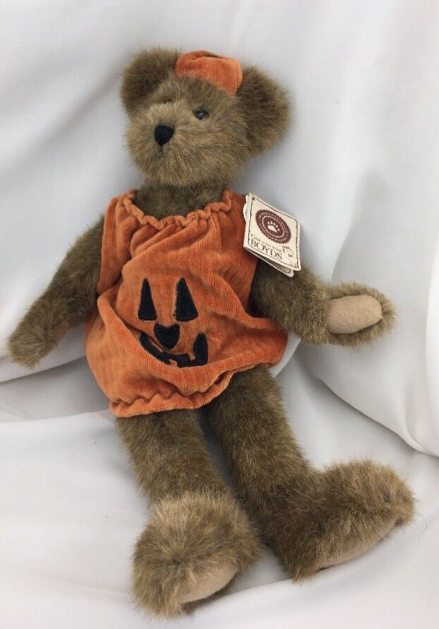 Longaberger Boyd/'s Bear Exclusive Peggy Sue Bearstone Resin NIB