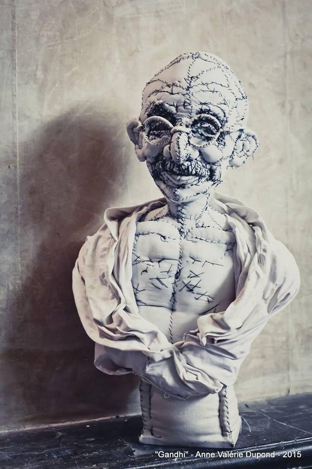 Anne-Valerie Dupond Gandhi
