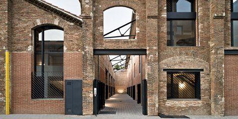 Non-Conventional Housing Units, Barcellona, 2009 - Garcés - De Seta - Bonet, Arquitectes
