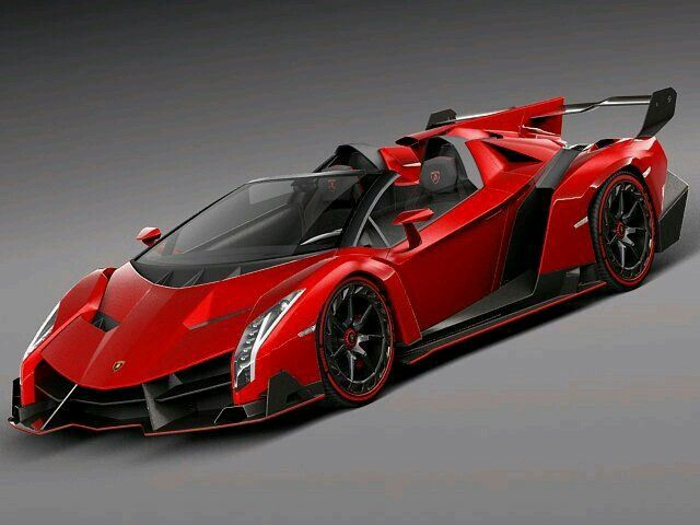 Lamborghini Veneno Roadster is the most expensive new car for sale today: US$…
