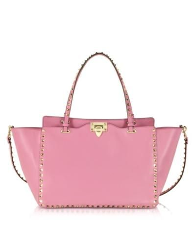 valentino garavani rockstud  sac trapze moyen #valentino #accessories #designer #bag #covetme