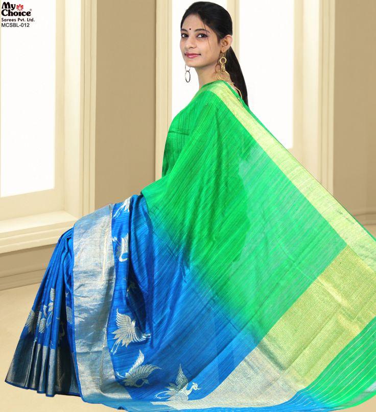 Bailu Silk Saree