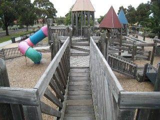Cardinia Community Adventure Playground, John Street, Pakenham