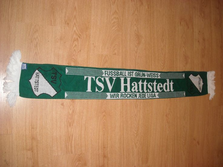 TSV Hattstedt Scarf You can Buy It from www.ScarvesForSale.eu