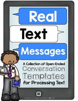 Conversation tips for texting