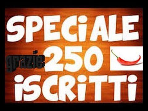 CHALLENGE ogni morte un PEPERONCINO |Speciale 250 iscritti |