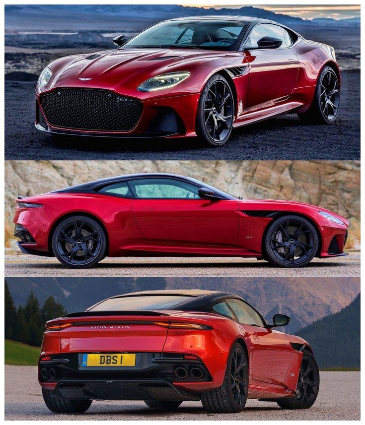 #DBS #Superleggera 2019 # Superleggera2019 #cars #coches