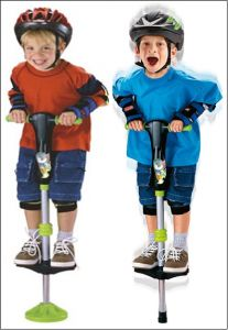 Fisher Price Grow Pro Pogo Stick is taking the playtime joy to new heights of exercise. The Pogo Stick is used as a toy as well as an exercise or sports equipment. For more detail, click on http://bestkidsrideontoys.com