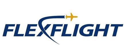 FlexFlight  Logo. (DANISH).