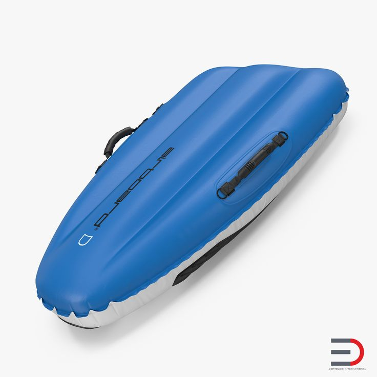 Airboard Classic 130 Sled