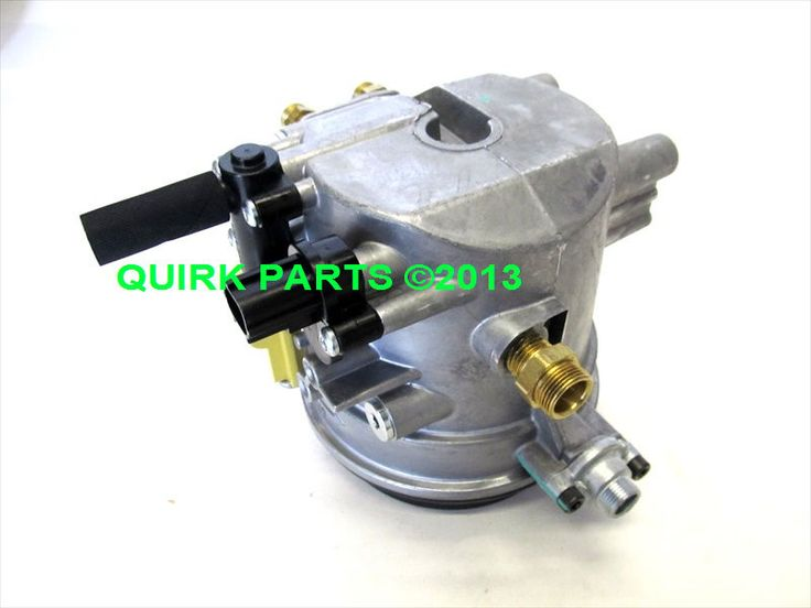 1998-2003 Ford 7.3L Diesel Fuel Water Separator Filter Drain Heater OEM NEW in Fuel Inject. Controls & Parts   eBay