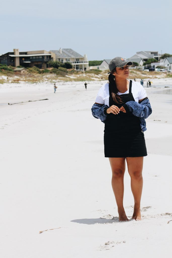 #Styling #Dress #Dungarees #beach