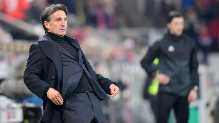 Riesenchance beim 1:1 verdaddelt: Malli versaut Labbadia den perfekten Einstand - Bundesliga Saison 2017/18 - Bild.de