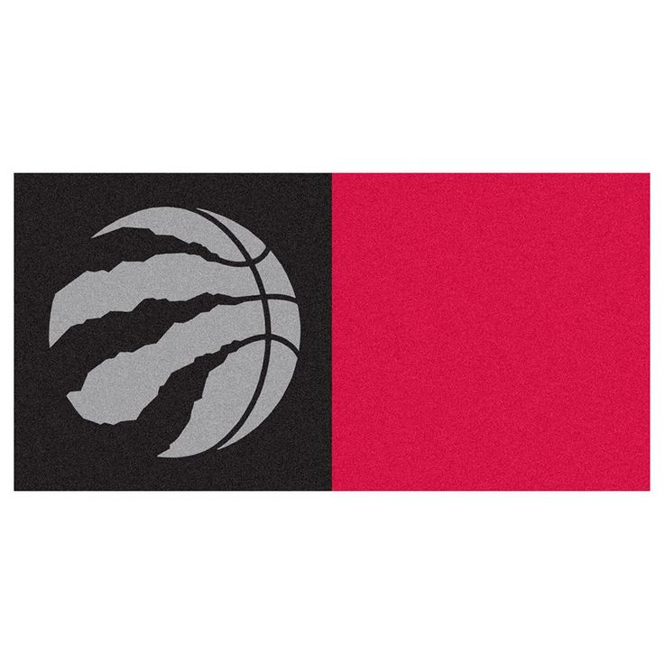 Toronto Raptors NBA Carpet Tiles (18x18 tiles)