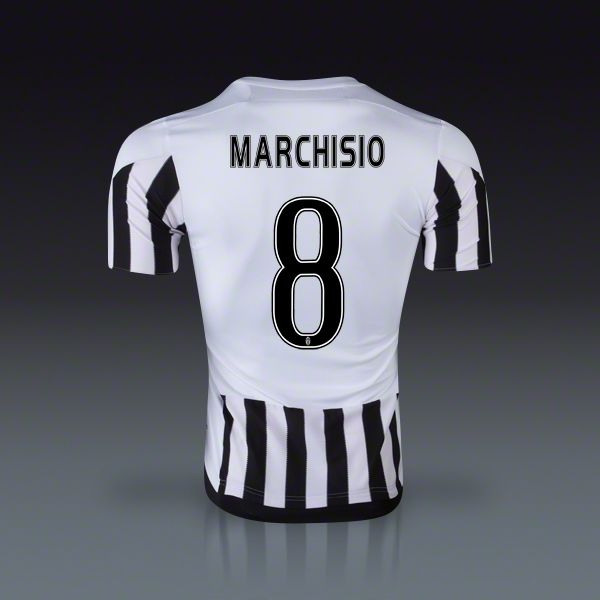 adidas Claudio Marchisio Juventus Home Jersey 15/16 | SOCCER.COM