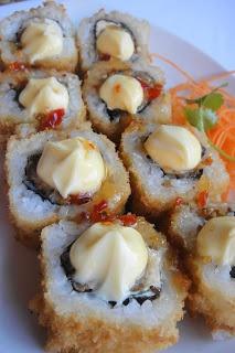 Tuna Crunch from Beluga- om nom nom!
