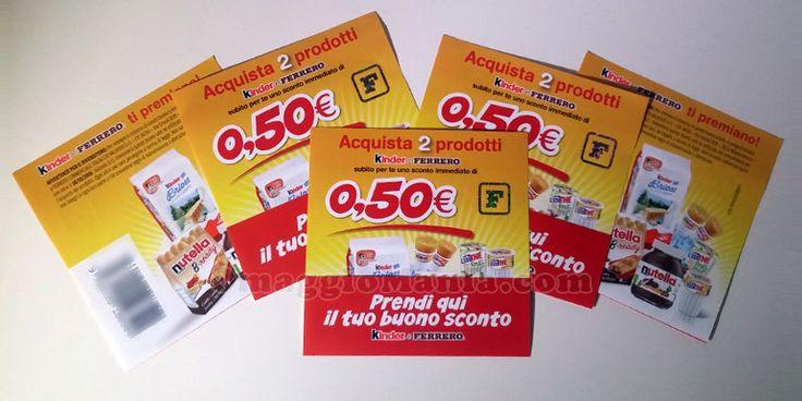 BuoniSconto: #Buoni #sconto #Kinder e Ferrero (link: http://ift.tt/2arvqho )