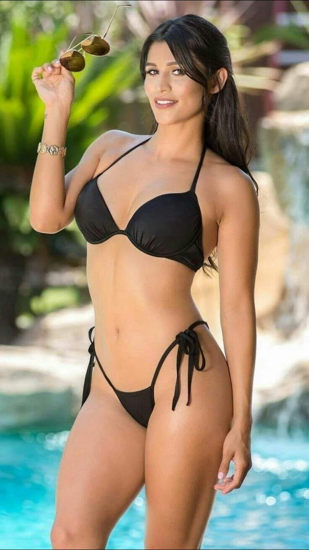Free bikini clad anchorwoman tyler pornstar
