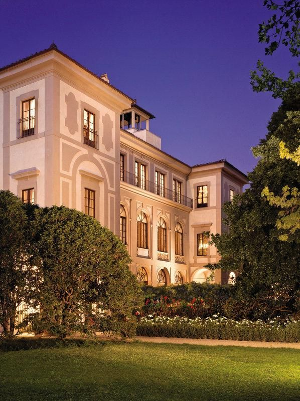Four Seasons Hotel Firenze ~ Florence, Italy