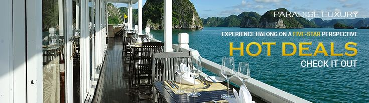 Choosing a Travel Destination is really tough, but with the help of the top halong bay cruises vietnam -Best Cruises Halong its easy as 1,2,3. for more review and package information visit :-https://bestcruiseshalong.com/