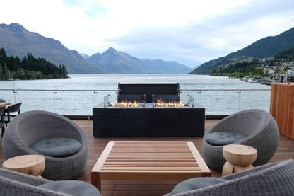 Historic and elegant, Eichardt's Private Hotel in New Zealand's Queenstown can add another feather to it's beautifully decorated cap in the form of 'The Penthouse'.