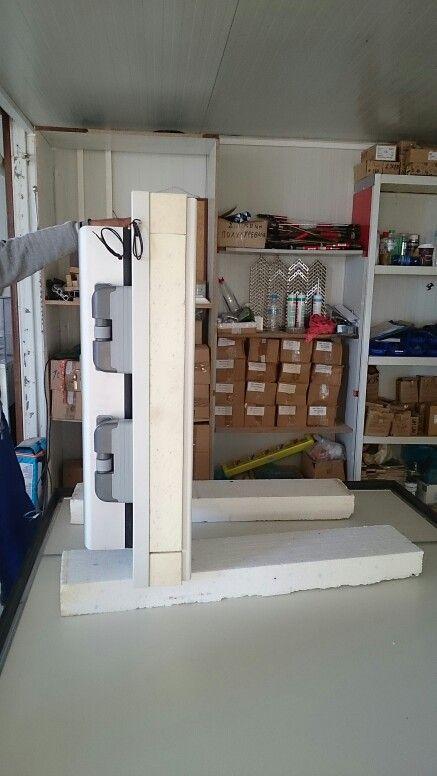 Small door section