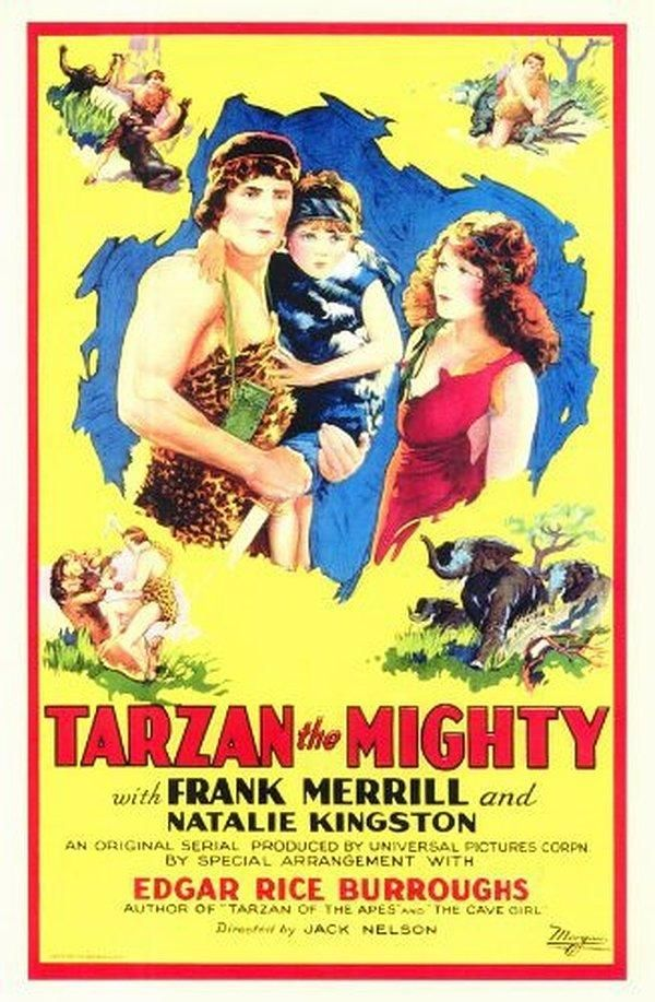 Tarzan the Mighty (1928)