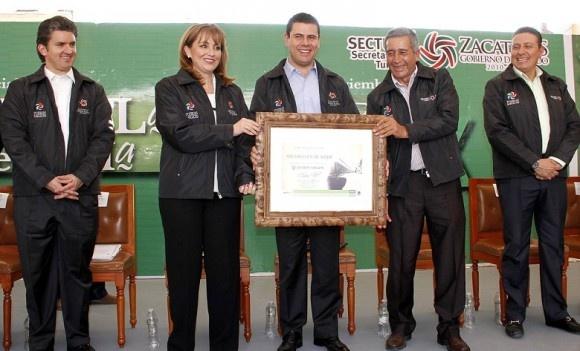 Con Nochistlán, Zacatecas tiene ya cinco Pueblos Mágicos   Detalles: http://ow.ly/fBquc