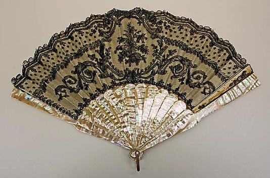 Fan  Date: 1860–70 Culture: American (probably) http://www.metmuseum.org/Collections/search-the-collections/80032738?rpp=20=7=*=Fans=134