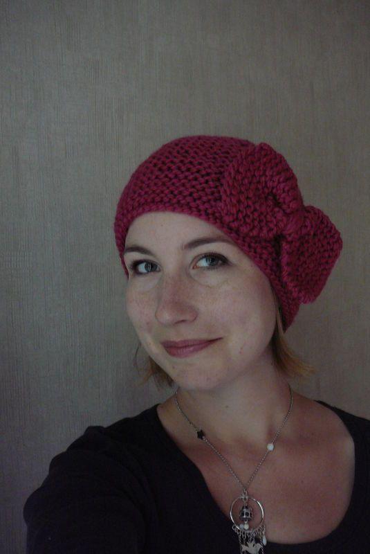 Tuto bonnet femme facile