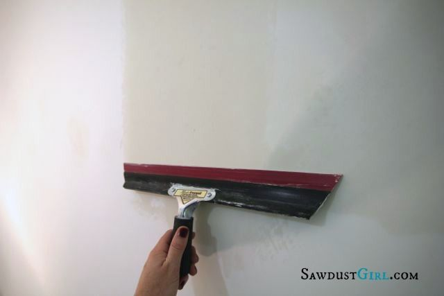 How to get rid of ugly wall texture – Skim Coating