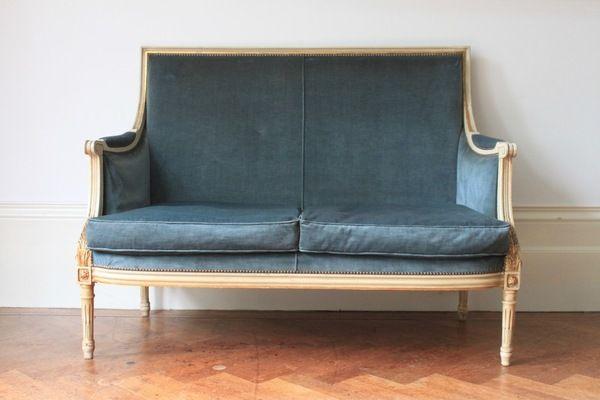 Vintage Louis Xvi Sofa | vinterior.co
