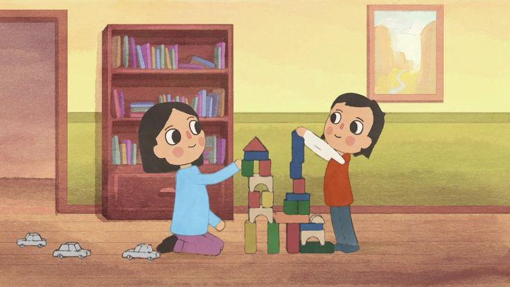 Trine og Daniel er søskende. Daniel har ADHD. ADHD er lidt ligesom en skønhedsplet i hjernen, som gør, at man somme tider er på en anden måde, end hvis man ikke…