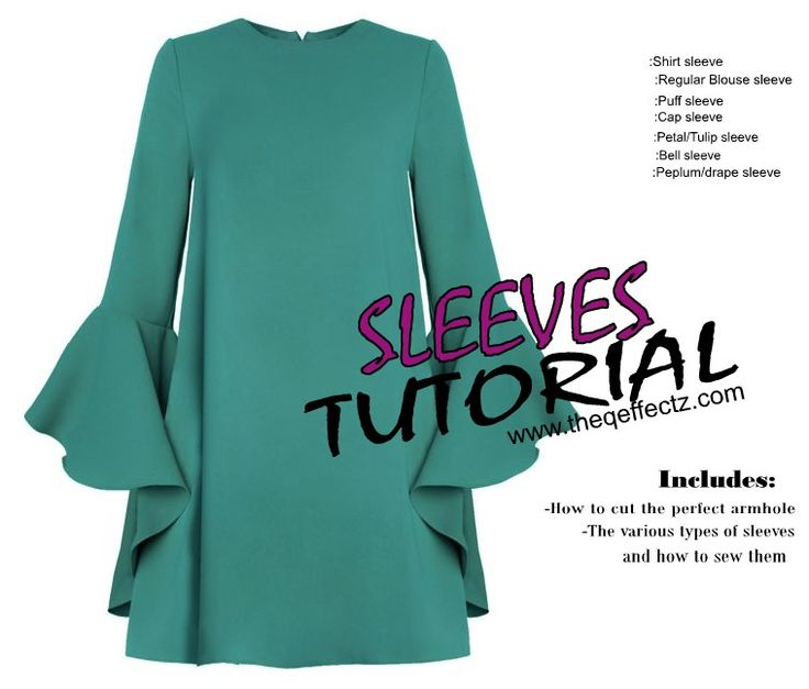 how to cut sleeves, how to sew sleeves, how sew attach sleeves, how to sew a regular sleeve, how to sew a raglan sleeve, how to sew a bell sleeve, how to sew a peplum sleeve, how to sew a drape sleeve, how to sew a shirt sleeve, how to cut the right armhole, how to measure a client's armhole, how to sew a raglan blouse, how to sew a peplum sleeve blouse, the right needle for stretch fabric, HA x 16 needles, TheQEffectz, TheQEffectz Sew Whatsapp Group, TheQEffectz Sew whatsapp community, h...