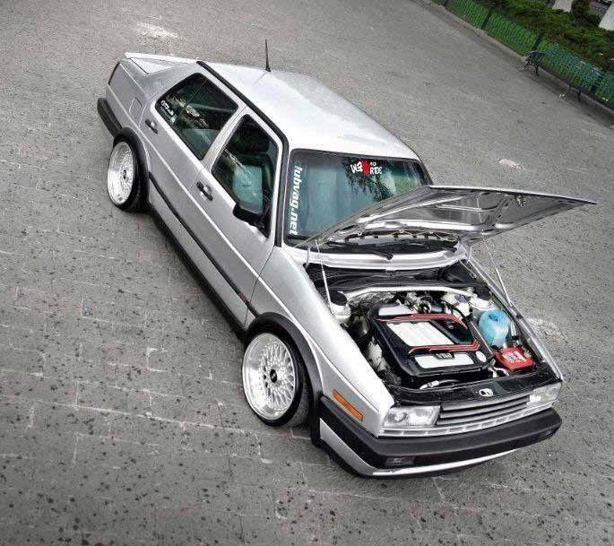 VW jetta mk2 r32