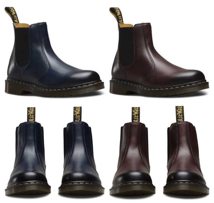 Dr Martens 2976 Chelsea Dealer Boots Temperley Antique Leather New AW16 | Clothes, Shoes & Accessories, Men's Shoes, Boots | eBay!