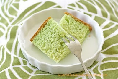I wish i could get Pandanus leaves here...: Pandan Cakes, Chiffon Cakes