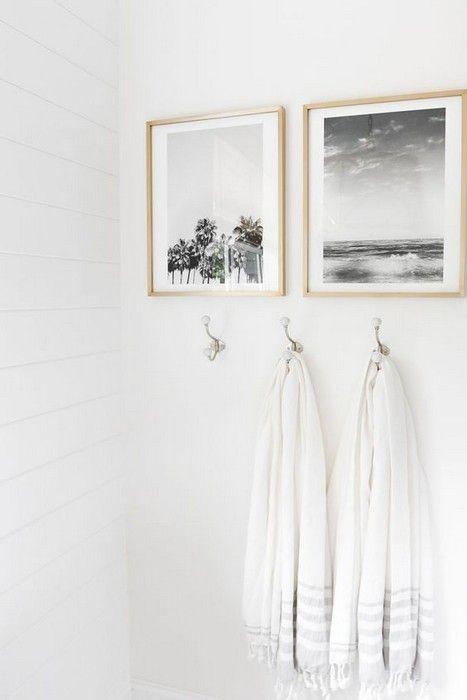 26 Excellent Photos of Bathroom Art