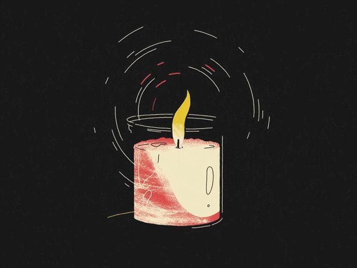 Hias candle claudio salas