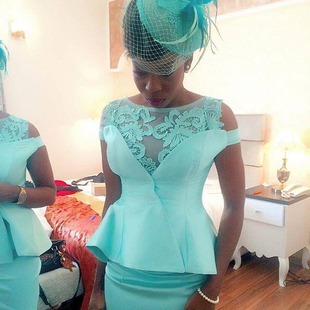 Wow  loving @oochay_  in @beloiscouture #wdnbridesmaids #WeddingDigestNaija