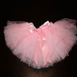 Awesome site for adorable and super Cheap tutus (Seriously! starting at $2.50) and other girly embellishments.