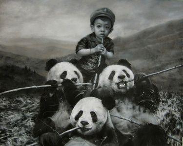 Manger avec les Pandas