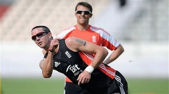 Kevin Pietersen a 'great example', says Ashley Giles
