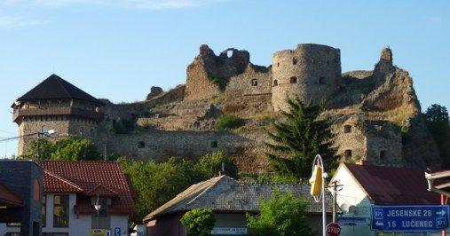 EZZZ - Hrad Fiľakovo
